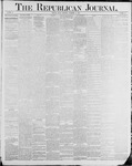 Republican Journal: Vol. 56, No. 52 - December 25,1884