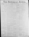 Republican Journal: Vol. 58, No. 8 - February 25,1886