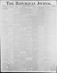Republican Journal: Vol. 58, No. 10 - March 11,1886
