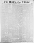 Republican Journal: Vol. 58, No. 14 - April 08,1886
