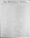 Republican Journal: Vol. 58, No. 15 - April 15,1886