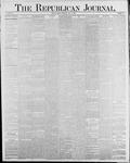 Republican Journal: Vol. 58, No. 18 - May 06,1886