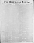 Republican Journal: Vol. 58, No. 24 - June 17,1886