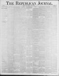 Republican Journal: Vol. 58, No. 25 - June 24,1886
