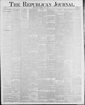 Republican Journal: Vol. 58, No. 26 - July 01,1886