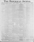 Republican Journal: Vol. 58, No. 28 - July 15,1886
