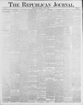 Republican Journal: Vol. 58, No. 31 - August 05,1886