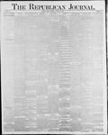 Republican Journal: Vol. 58, No. 34 - August 26,1886