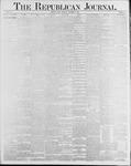 Republican Journal: Vol. 58, No. 36 - September 09,1886