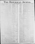 Republican Journal: Vol. 58, No. 39 - September 30,1886