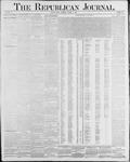 Republican Journal: Vol. 58, No. 40 - October 07,1886