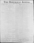 Republican Journal: Vol. 58, No. 41 - October 14,1886