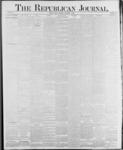 Republican Journal: Vol. 58, No. 48 - December 02,1886