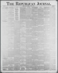 Republican Journal: Vol. 59, No. 1 - January 06,1887