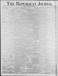 Republican Journal: Vol. 59, No. 5 - February 03,1887