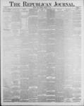 Republican Journal: Vol. 59, No. 7 - February 17,1887