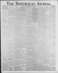 Republican Journal: Vol. 59, No. 8 - February 24,1887