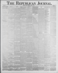 Republican Journal: Vol. 59, No. 9 - March 03,1887