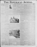 Republican Journal: Vol. 59, No. 15 - April 14,1887