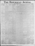 Republican Journal: Vol. 59, No. 16 - April 21,1887