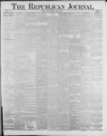 Republican Journal: Vol. 59, No. 17 - April 28,1887