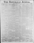 Republican Journal: Vol. 59, No. 22 - June 02,1887