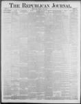 Republican Journal: Vol. 59, No. 26 - June 30,1887