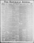 Republican Journal: Vol. 59, No. 31 - August 04,1887