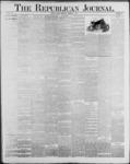 Republican Journal: Vol. 59, No. 48 - December 01,1887