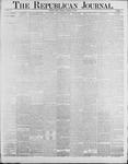 Republican Journal: Vol. 60, No. 5 - February 09,1888