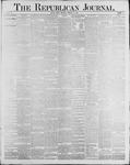 Republican Journal: Vol. 60, No. 6 - February 16,1888