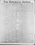 Republican Journal: Vol. 60, No. 7 - February 20,1888