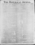 Republican Journal: Vol. 60, No. 8 - February 23,1888