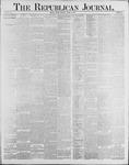 Republican Journal: Vol. 60, No. 10 - March 08,1888