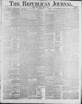 Republican Journal: Vol. 60, No. 12 - March 22,1888