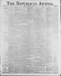 Republican Journal: Vol. 60, No. 14 - April 05,1888