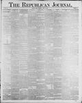 Republican Journal: Vol. 60, No. 15 - April 12,1888