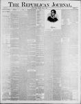 Republican Journal: Vol. 60, No. 16 - April 19,1888