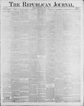 Republican Journal: Vol. 60, No. 17 - April 26,1888