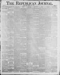 Republican Journal: Vol. 60, No. 18 - May 03,1888