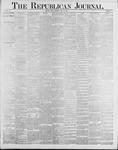 Republican Journal: Vol. 60, No. 21 - May 24,1888