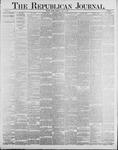 Republican Journal: Vol. 60, No. 27 - July 05,1888