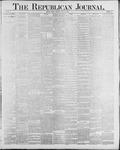 Republican Journal: Vol. 60, No. 28 - July 12,1888