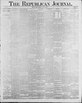 Republican Journal: Vol. 60, No. 29 - July 19,1888