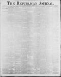 Republican Journal: Vol. 60, No. 36 - September 06,1888