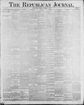 Republican Journal: Vol. 60, No. 37 - September 13,1888
