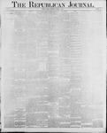 Republican Journal: Vol. 60, No. 40 - October 04,1888