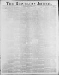 Republican Journal: Vol. 60, No. 41 - October 11,1888