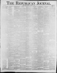 Republican Journal: Vol. 60, No. 46 - November 15,1888