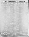 Republican Journal: Vol. 60, No. 47 - November 22,1888